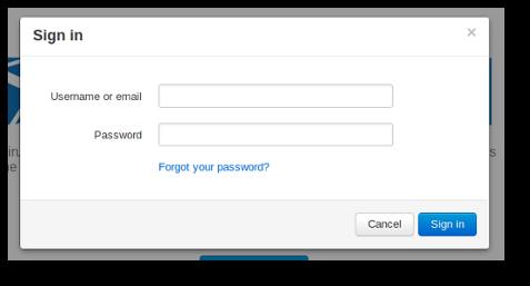 Join VirusTotal Community button